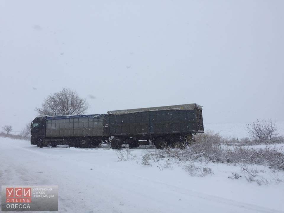 Непогода вОдесской области: cотрудники экстренных служб засутки достали изкюветов 10 авто