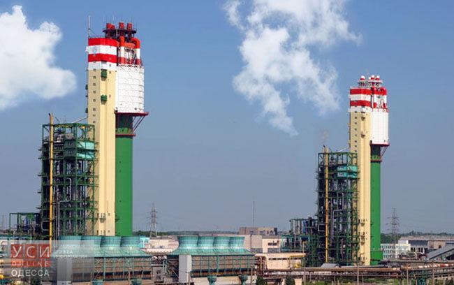 В новогоднюю ночь Одесский припортовый завод окончательно остановят ради погашения долга (документ)