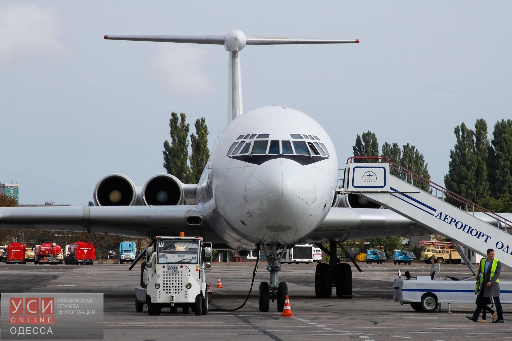 Из-за учений Минобороны закрыли воздушное пространство одесского аэропорта