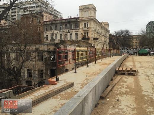 Стародавний мост Коцебу наБунина вновь откроют для машин уже завтра