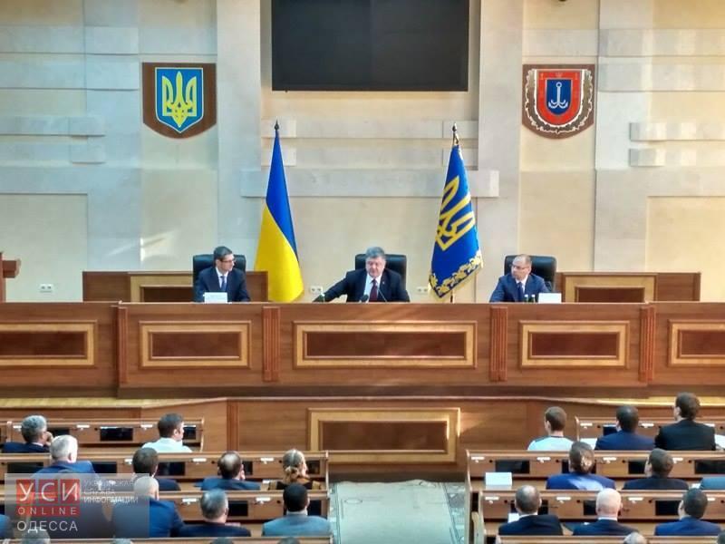 Одесса готовится квстрече нового руководителя ОГА