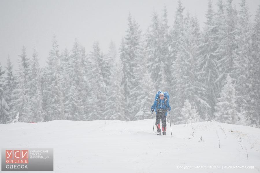 В горах на Львовщине заблудился 16-летний одессит