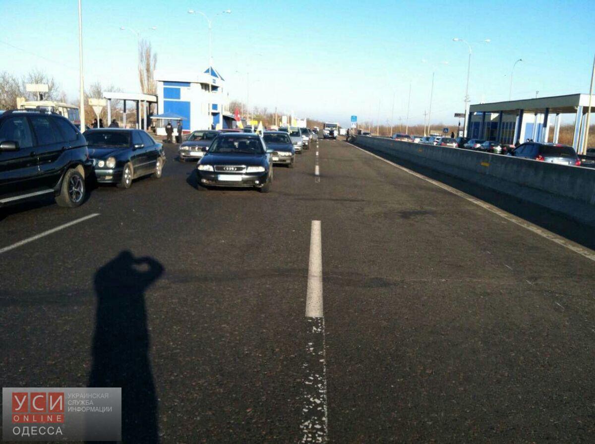 Стало известно, сколько водители на«литовских» машинах будут перекрыть  дороги встолицу Украинского государства