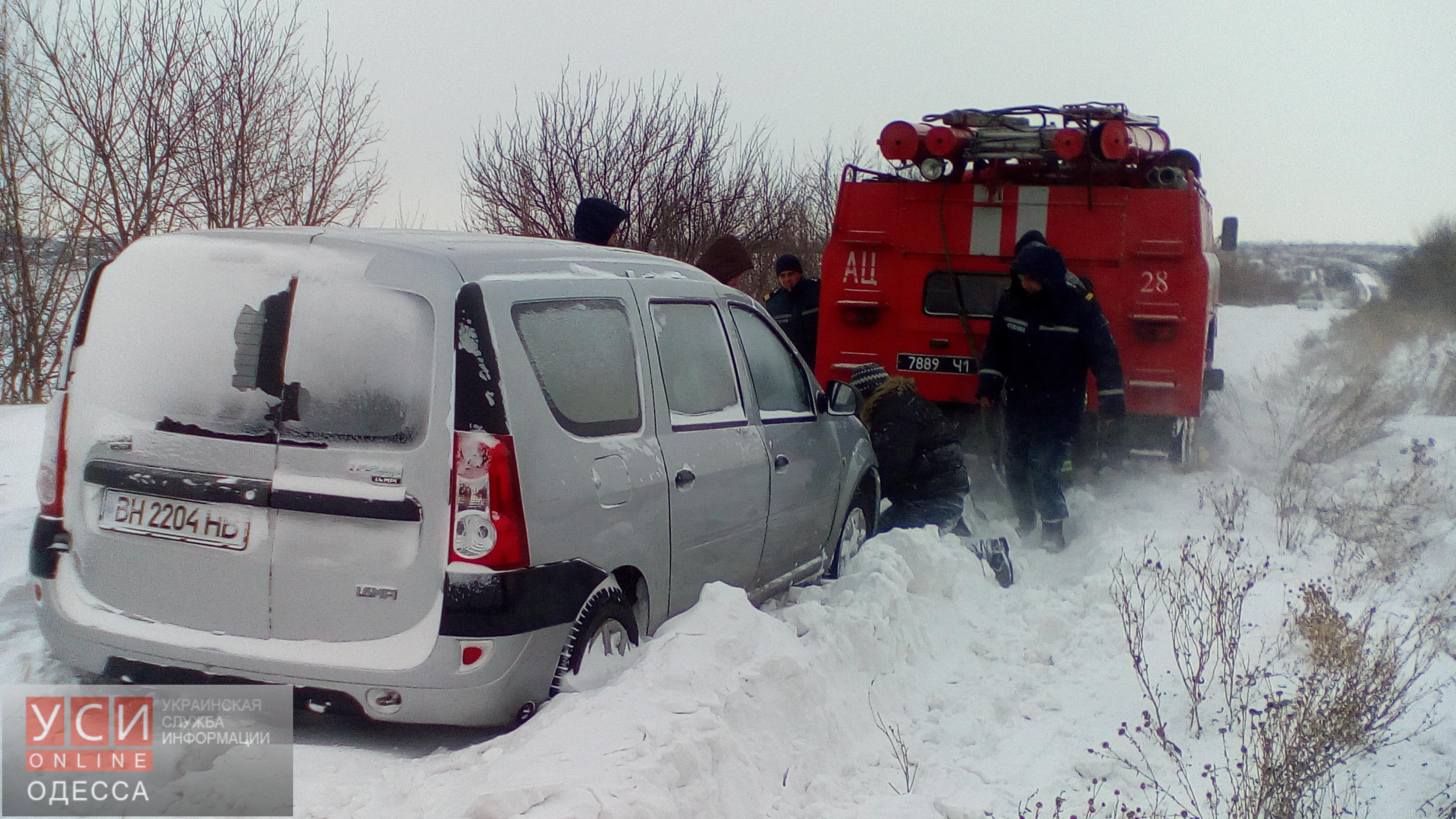 В Одесской области во время непогоды умер один из спасателей