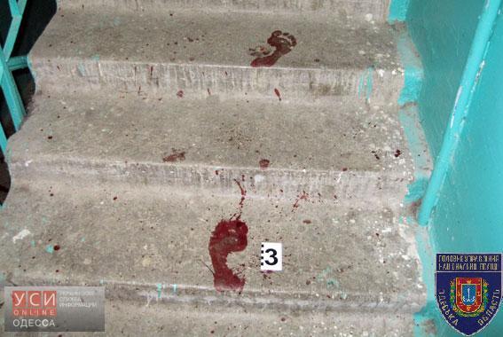 ВОдессе последам крови задержали подозреваемого втройном убийстве