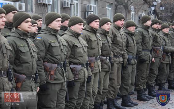 Бойцы Нацгвардии, задержавшие «овидиопольского мясника» получили грамоты и премии (фото)