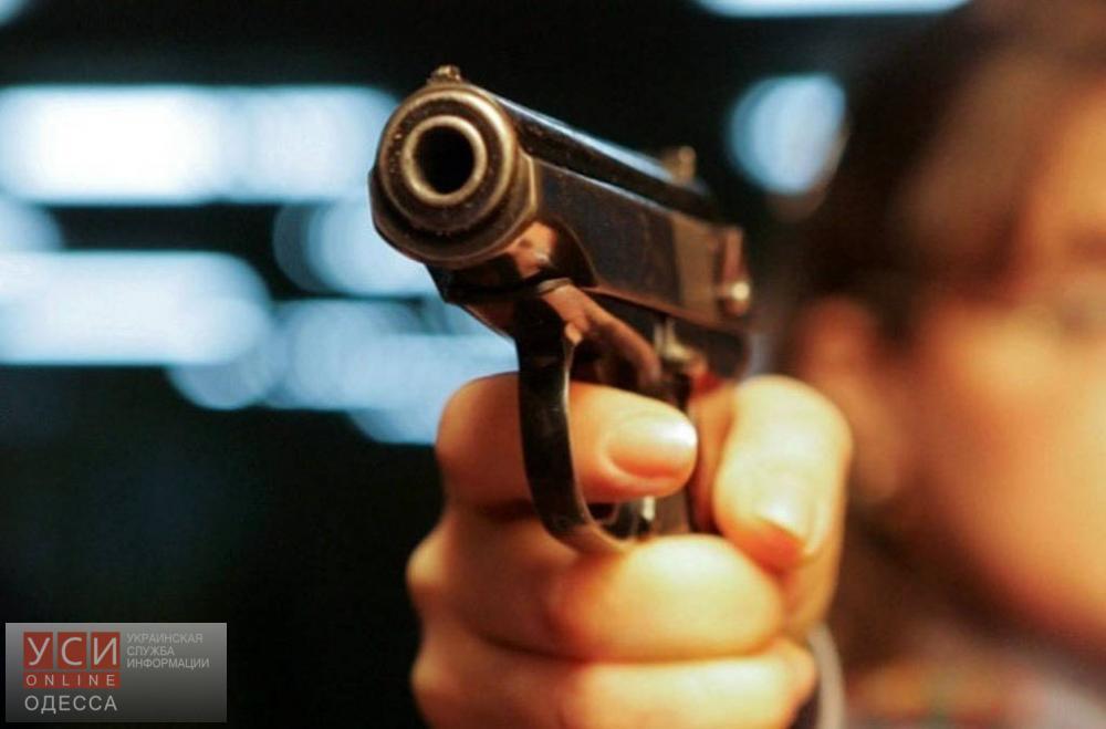 Инцидент сострельбой нарынке установил науши Одессу