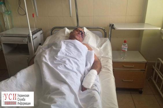 Оппоблок объявил обизбиении руководителя райсовета вОдесской области