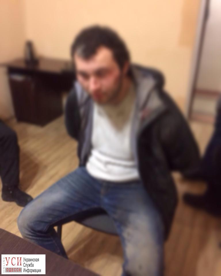 Одесские правоохранители задержали лидера этнической противозаконной группировки