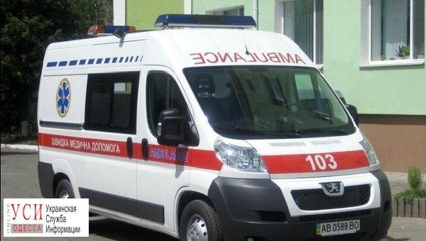 ВОдесской области школьник скончался прямо наперемене