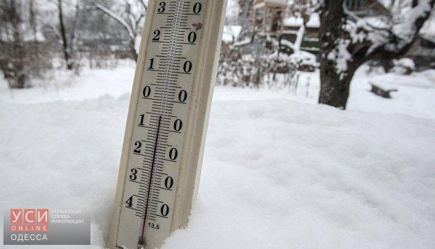 ВУкраинском государстве ожидаются мороз, гололед иметель