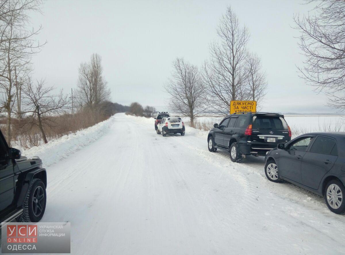 Губернатор пообещал жителям севера Одесской области ремонт «убитой» дороги