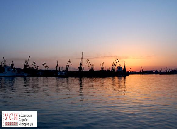 Эксперты предлагают вынести Одесский порт на Хаджибейский лиман «фото»