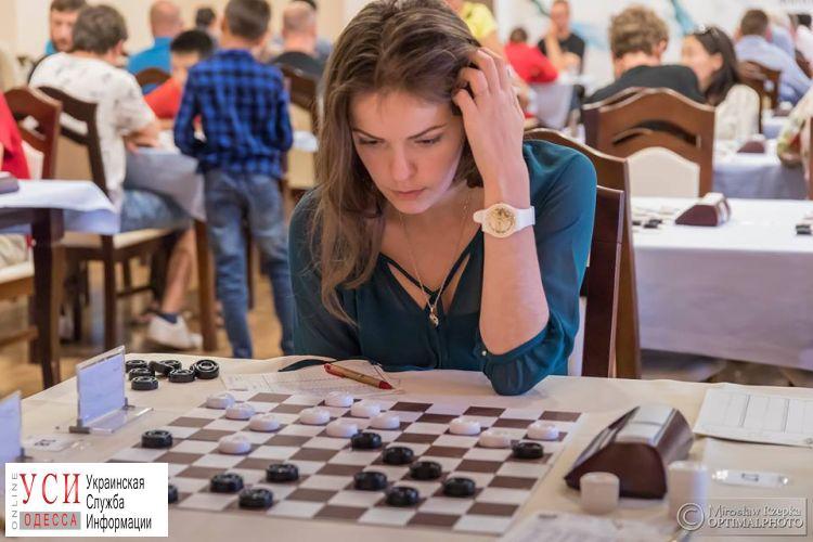 Украинка одолела напрестижном турнире пошашкам воФранции