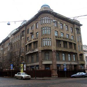 Последние дни памятника архитектуры на Дерибасовской перед реставрацией