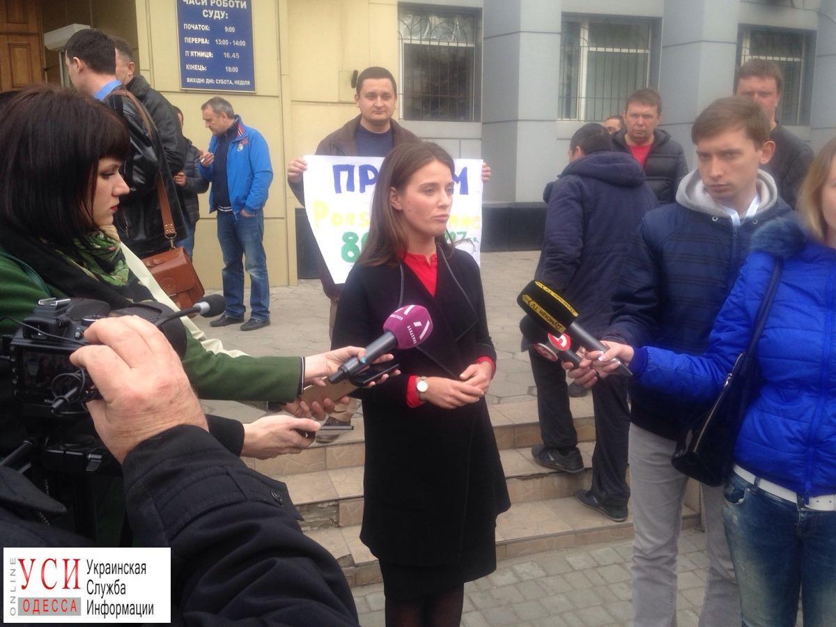 Суд оправдал Марушевскую поделу о500 грн премии