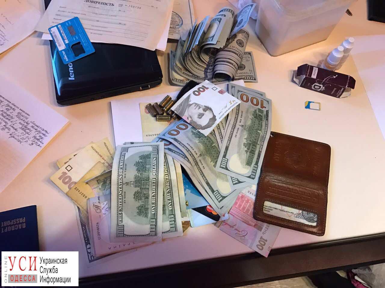 Одесские правоохранители накрыли группу наркоторговцев