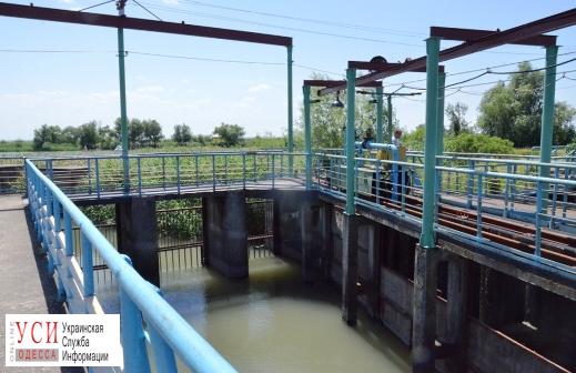 Одесские депутаты откажутся от части земли в Беляевке, где находится водоочистная станция «Днестр» «фото»