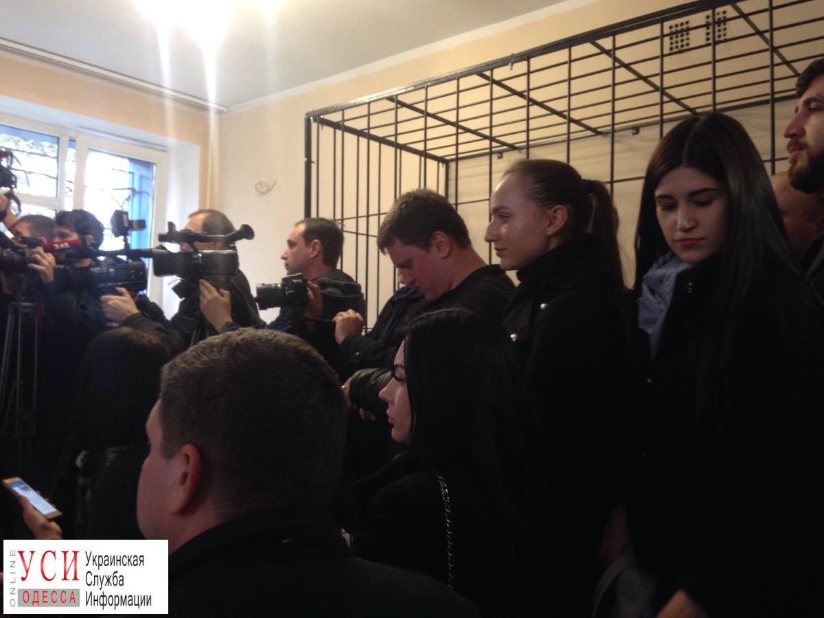 ВОдессе суд закрыл дело о500 гривнях премиальных Марушевской