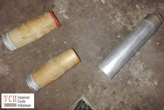 У жителя Одесской области изъяли оружие и боеприпасы (фото) «фото»