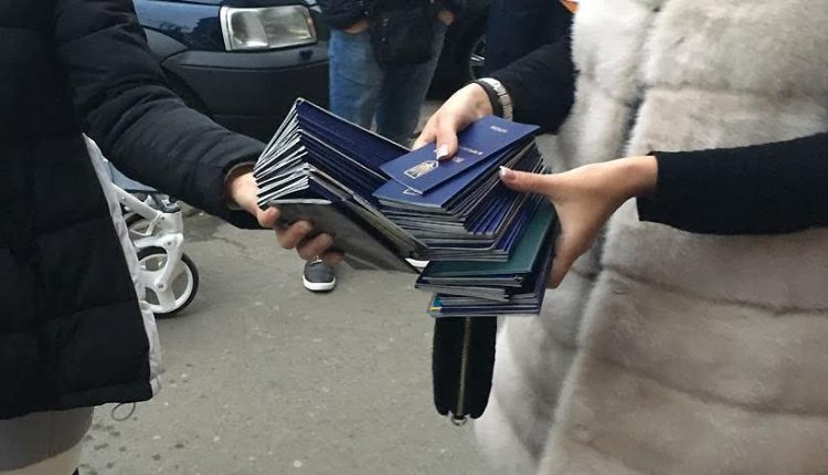 Одесские пограничники арестовали 120 нелегальных мигрантов (фото)
