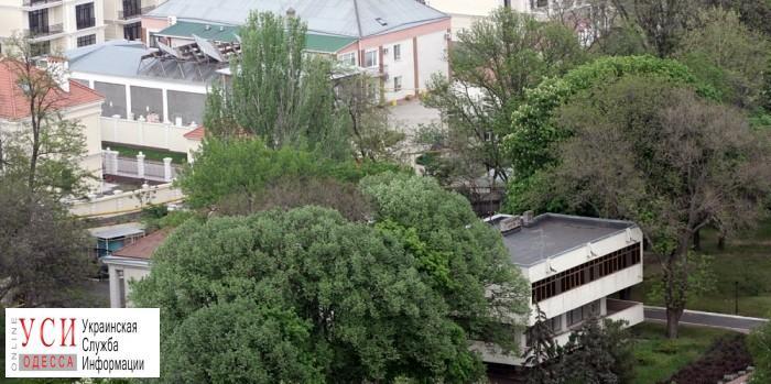 Частная фирма получила 1,3 гектара на Гагаринском плато «фото»