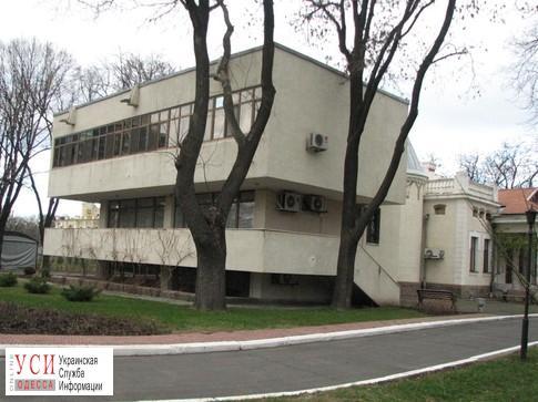 Два гектара Гагаринского плато под бывшим Домом приемов горсовета отведут частной фирме «фото»