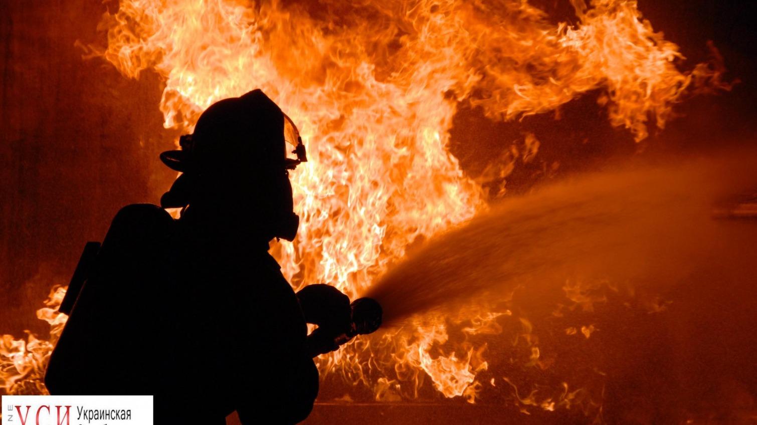 Пенсионерка погибла при пожаре в Одесской области «фото»