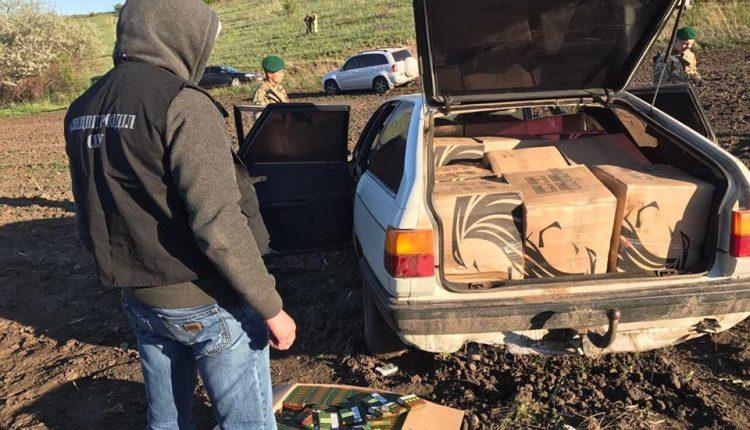 СБУ изъяла партию контрабандных сигарет, которые везли из Приднестровья (фото)