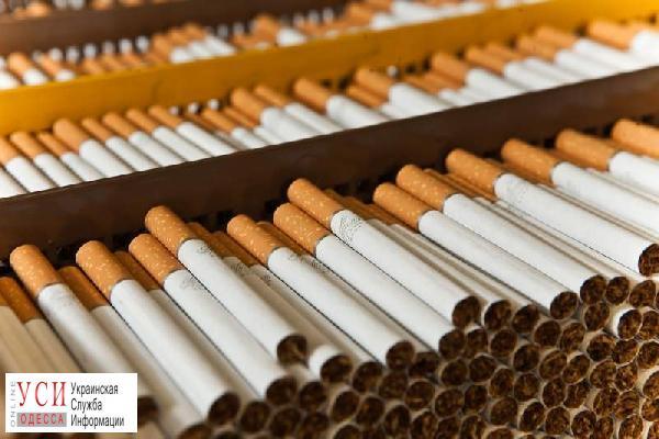 Контрабанда из Приднестровья: в Одессу везли сигареты на 300 тыс грн «фото»