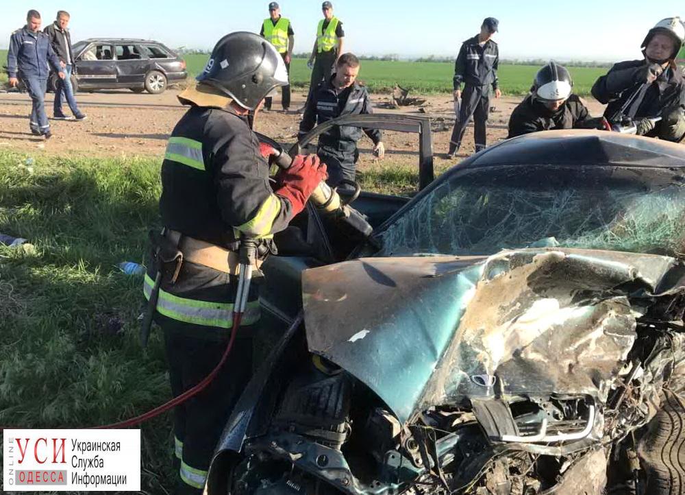 Врезультате ДТП вОдесской области 5 человек погибли, 2— травмированы