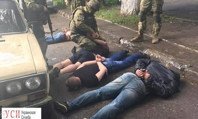 Стали известны подробности задержания вооруженной банды (фото, видео) «фото»