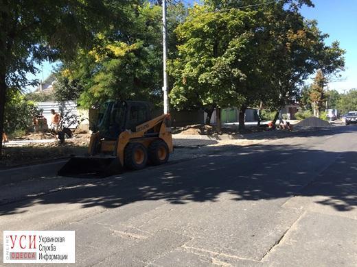 Коммунальщики раскритиковали фирму, которая занималась ремонтом дороги на Долгой «фото»