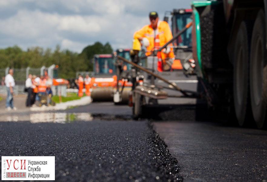 Одесская компания получила 320 миллионов на ремонт части трассы в Сумской области «фото»