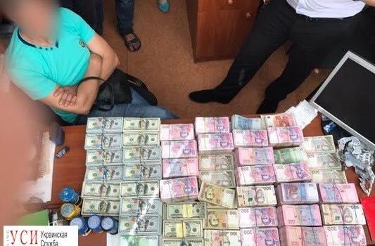 Нелегальный «конвертер» в Одессе отправлял прибыль в «ДНР» «фото»