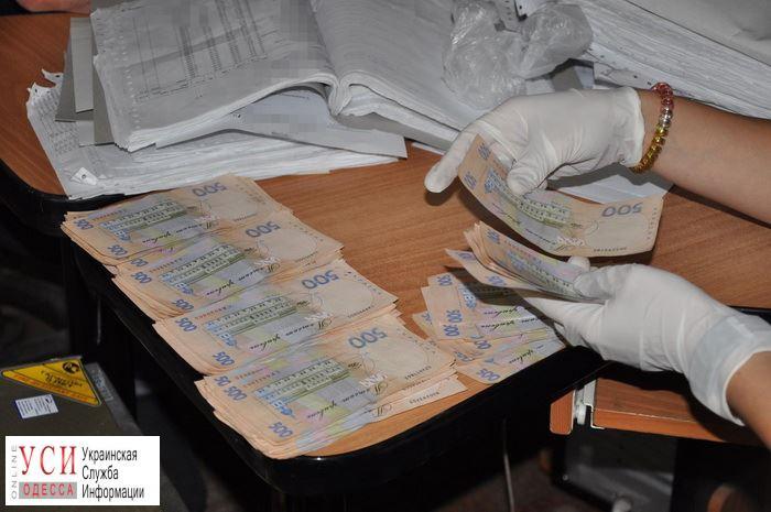 В Одесской области действовал конверт-центр с оборотом 200 млн грн (фото) «фото»