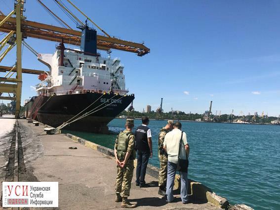 В Одесской области портовики наживались на распродаже «залежавшихся» грузов (фото) «фото»