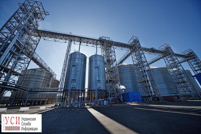 В порту Южного построят крупнейший в Европе маслоперерабатывающий завод «фото»