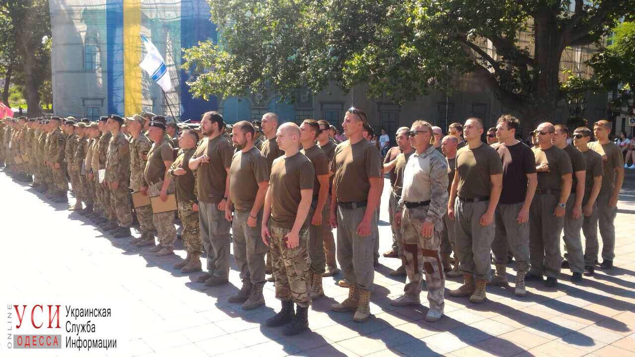 Одесские муниципальные охранники получили награды от министра обороны «фото»