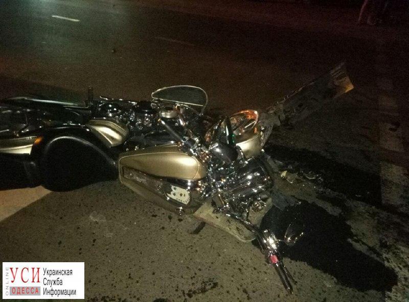 ДТП на Грушевского: погиб мотоциклист (фото) «фото»