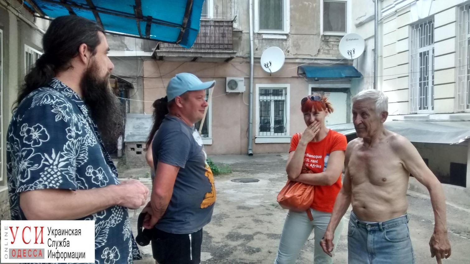 «Война» на Базарной: жильцы против священника-волонтера и его центра социальной адаптации (фото) «фото»