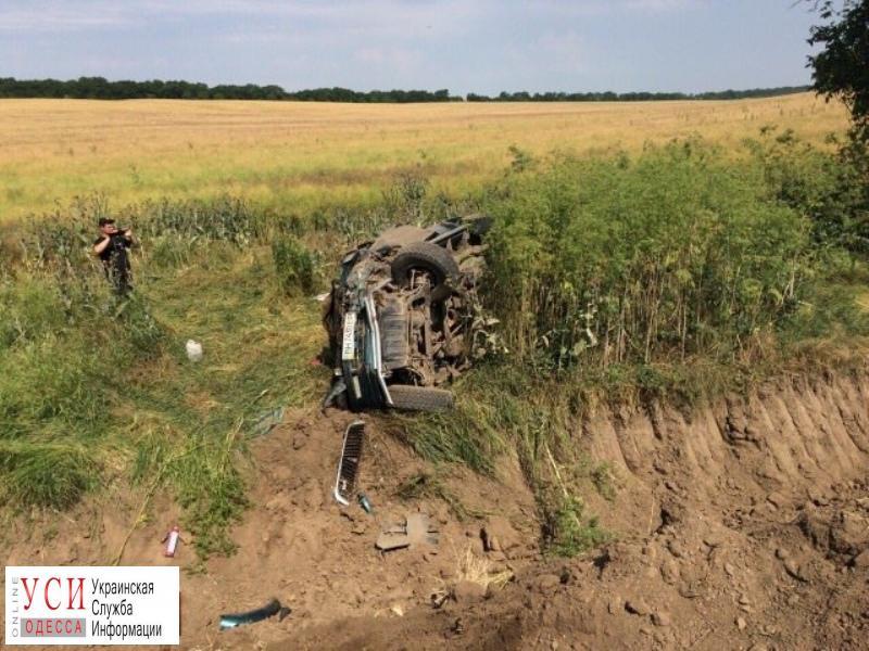ДТП на трассе Одесса-Рени: погибли трое взрослых, пострадали двое детей «фото»