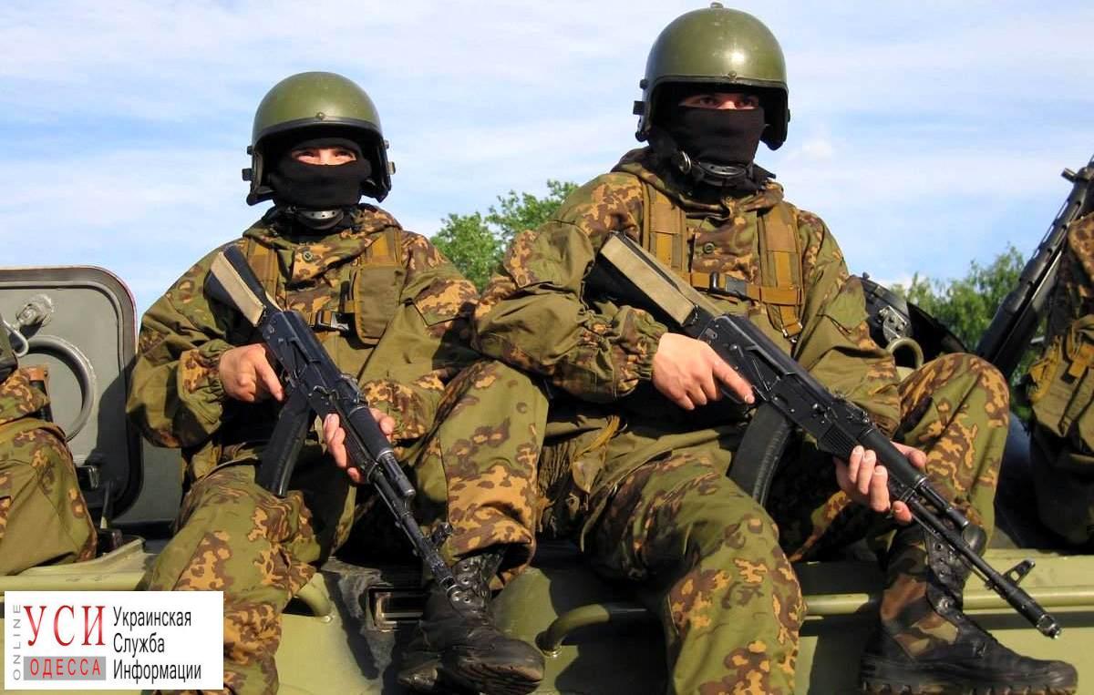 Под Одессой развернут блокпосты с оружием: местных жителей предупредили о военных учениях «фото»