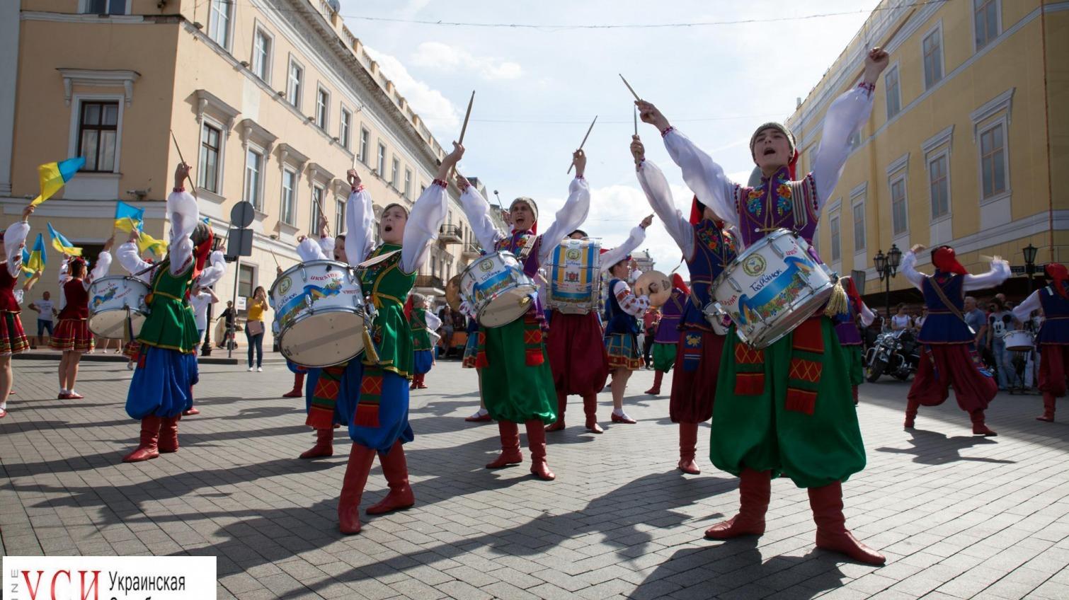 «Хочу в Одессу»: участники фестиваля прошлись парадом по Приморскому бульвару (фоторепортаж) «фото»