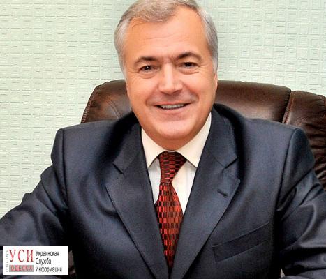Мэр Южного получил орден от президента «фото»
