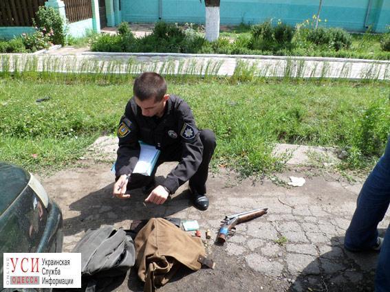 В Одесской области задержали ревнивца, который целился из обреза в свою бывшую сожительницу (фото) «фото»