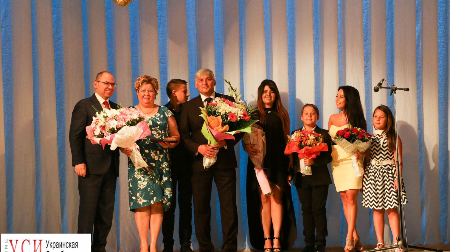 Двадцать выдающихся одесситов получили государственные награды (фото) «фото»