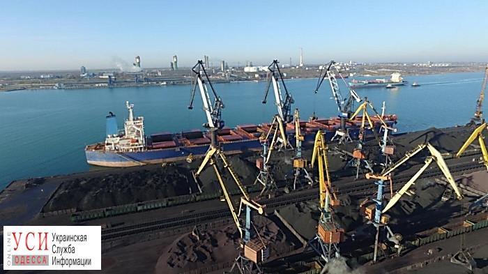 В порту Южного перезапустят нефтепровод, чтобы загрузить мощности «фото»