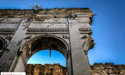 Очарование руин храма под Одессой (фоторепортаж) «фото»