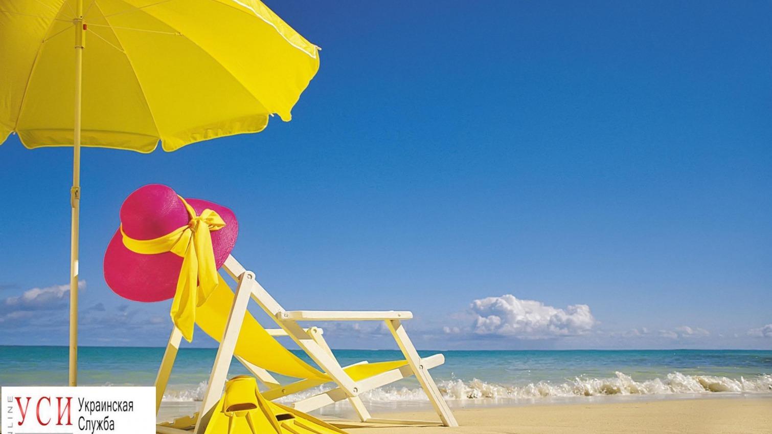 В Одессе до сих пор пять пляжей не готовы к сезону «фото»